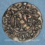 Münzen Charles le Chauve (840-877). Denier. Tours