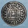 Münzen Louis le Pieux (814-840). Denier au temple. Venise(?) à partir de 822