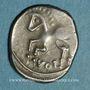 Münzen Allobroges. Région du Dauphiné - Vol. Denier, 1er siècle av. J-C