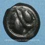 Münzen Bituriges Cubi. Région de Bourges. Potin au long cou