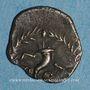 Münzen Cabellio. Cavaillon. Lépide. Obole, 44-42 av. J-C