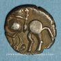 Münzen Leuques. Région de Toul - Solima. Quinaire, vers 75-40 av. J-C