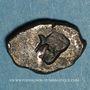 Münzen Marseille. Obole phocaïque à la tête d'Apollon, 470-450 av. J-C