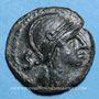 Münzen Nemausus. Nîmes. Bronze, vers 60-40 av. J-C