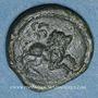 Münzen Picto-santones - Vrido Rvf. Bronze, vers 50/25 av. J-C