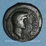 Münzen Pictones. Région de Poitiers. Contoutos. Bronze, vers 40 av. J-C