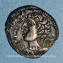 Münzen Rémi. Région de Reims. Atevla-Vlatos. Quinaire classe I var 1, vers 60-30 av. J-C