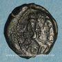Münzen Rémi. Région de Reims. Bronze, vers 60-30/25 av. J-C