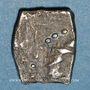 Münzen Rutènes. Région de Rodez. Drachme au cavalier, 1er s. av. J-C