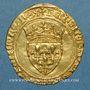 Münzen Charles VII (1422-1461). Ecu d'or. 3e émission. Toulouse, point 5e