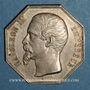 Münzen Académies et Sociétés Savantes. Société des Artes et des Sciences de Carcassone