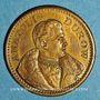 Münzen Anatoli Durow (1887-1927). Jeton bronze. 22,5 mm