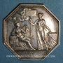 Münzen Assurances. Paris, Mutuelle Incendie (M.A.C.I) 1847. Jeton argent. Poinçon: main