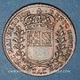 Münzen Bourgogne. Mairie de Dijon. B. Boulier. Jeton cuivre 1666