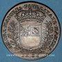 Münzen Bourgogne. Mairie de Dijon. M. de Badier. Jeton cuivre 1686