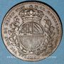 Münzen Bourgogne. Mairie de Dijon. N. Cl. Rousselot. jeton cuivre 1766