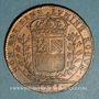Münzen Bourgogne. Mairie de Dijon. Nicolas Labotte. Jeton cuivre 1713
