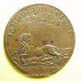 Münzen Etats de Bourgogne. Jeton cuivre 1674