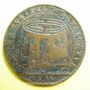 Münzen Etats de Bourgogne. Jeton cuivre 1678