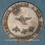 Münzen Etats de Bourgogne. Jeton cuivre 1698