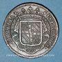 Münzen Etats de Bourgogne. Jeton cuivre 1719