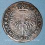 Münzen Franche-Comté. Besançon. Chambre des comptes. Ferdinand II. Jeton cuivre 1630