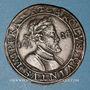 Münzen Franche-Comté. Besançon. Co-gouverneurs. Daniel Chevanney. Jeton cuivre 1624