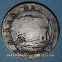 Münzen Franche-Comté - Besançon. Louis XIV. Prise de Besançon. Jeton cuivre 1674