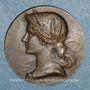 Münzen La Rochelle. Caisse d'Epargne. Jeton cuivre, n.d.