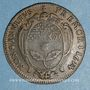 Münzen Lorraine. Chambre de Commerce de la Ville de Nancy. Jeton cuivre 1674