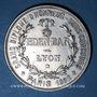 Münzen Lyon (69). Société Anonyme des Eden Bars. Grand Diplôme d'Honneur... Jeton publicitaire