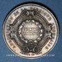 Münzen Lyon. Association de la fabrique lyonnaise. Chambre syndicale. Jeton argent