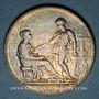 Münzen Lyon. Chambre de Commerce. 1702-1880. Jeton argent