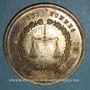 Münzen Lyon, Conseil des Prud'hommes, jeton argent 1818. Sans poinçon