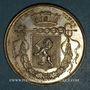 Münzen Lyon. Conseil Municipal. Jeton argent 1838. Poinçon : lampe antique