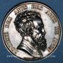 Münzen Lyon. Société des Amis des Arts. 1863. Jeton argent