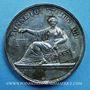 Münzen Lyon, Tribunal de commerce, jeton argent 1835. Poinçon : lampe antique