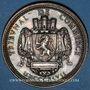 Münzen Lyon. Tribunal de commerce. Jeton argent 1847. Poinçon : abeille