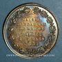 Münzen Mâcon. Caisse  d'Epargne. Jeton argent rond (1834)