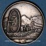 Münzen Mines. Paris. Chambre des marchands carriers. Jeton argent 1840 (frappé en 1846)