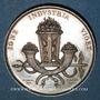 Münzen Mines. Saint-Etienne. Mines de la Loire. Jeton en argent 1844