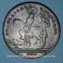 Münzen Ordinaire des Guerres. Louis XV (1715-1174). Jeton cuivre 1753