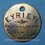 Münzen Paray-Vieille-Poste (91). Eyriey (3 av de la Liberté). Jeton publicitaire