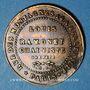 Münzen Paris (75). Louis Ramonet, Chainiste bréveté (rue des Montagnes, 14 à Belleville). Jeton cuivre