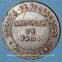 Münzen Paris (75). Société de propagande Forticaux. Jeton publicitaire