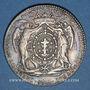 Münzen Paris. A. Bignon, prévôt des marchands. Jeton argent 1766