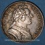 Münzen Paris. Assemblée du Clergé de France. Louis XV. Jeton argent 1750. R !