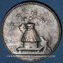 Münzen Paris. Caisse d'Epargne et de Prévoyance. Jeton argent 1894