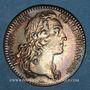Münzen Paris. Chambre aux Deniers. Jeton cuivre 1746