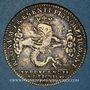 Münzen Paris. Chambre des comptes du roi. Jeton cuivre 1605